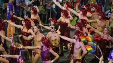 Sydney's Mardi Gras parade could be set to change from its traditional route.