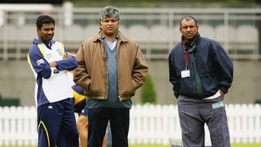 """""""There are lots of cricketers today who will sacrifice their country for money"""" ... Arjuna Ranatunga."""