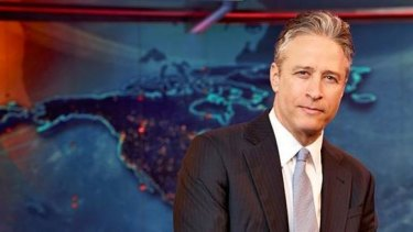 One parting show: <i>The Daily Show</i> Jon Stewart expertly breaks down the FIFA scandal.
