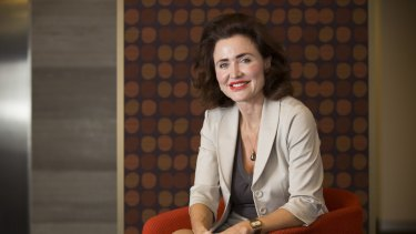Focused marketing: Lisa Claes, executive director customer delivery, ING Direct