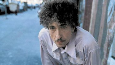 Bob Dylan played mostly his new music during his opening night set in Melbourne.