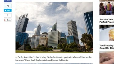 How the Huff Post and Trippy captured the Perth experience...