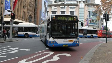 Restructure: Recently released transport planning documents have revealed that many of Sydney's commuters will be required to change between buses and trams in order to reach the CBD.