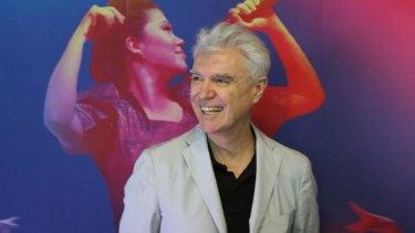 David Byrne announced the Barangaroo location on Wednesday.