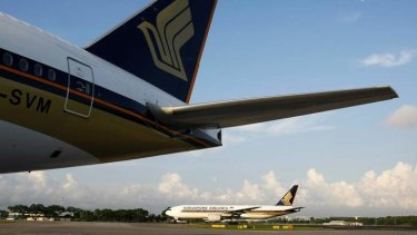 Singapore Airlines has increased its stake in Virgin Australia from 10 per cent to 19.9 per cent.