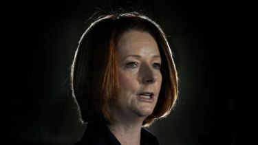 """""""We want to see new choice and control for older Autsralians"""" ... Julia Gillard."""
