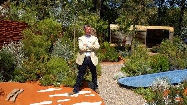 Jim Fogarty's Australian native garden based on the Royal Botanic Gardens at Cranbourne.
