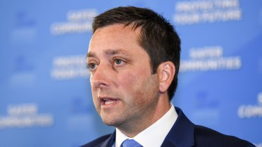 Opposition Leader Mathew Guy said his party was considering a combined North East Link and East West Link project.