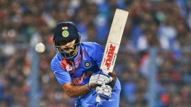 How do you stop this man: India's Virat Kohli.