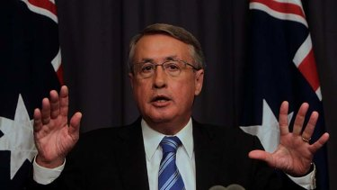 Treasurer Wayne Swan says the nation's outlook remains strong.