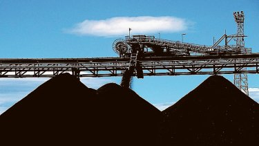 Hit hard: The coal industry has borne the brunt of the carbon tax, says analysts.
