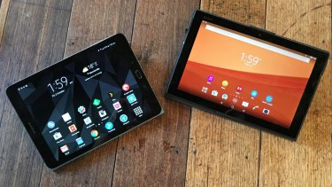 These two tablets are boosting Android's standing in the tablet market.