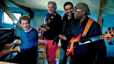 John McLaughlin and the 4th Dimension: The group unites the key strands of the guitarist's long career.
