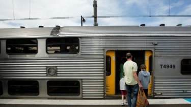 Pulling out of the station: a new workplace agreement will cover redundant rail employees.