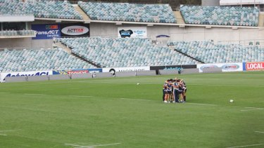 Canberra Stadium will now be known as GIO Stadium.