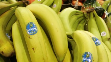 Bananas have been getting much cheaper, due to optimal growing conditions.