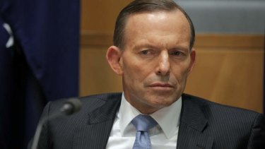 """There will be a lot of tough conversations with Russia"": Prime Minister Tony Abbott."