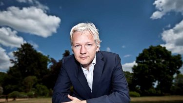 "Julian Assange's memoir is being released against his wishes as ""an unauthorised autobiography"". Photo: supplied."
