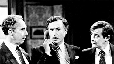 The botched ASIC succession is worthy of Australia's first  Yes Minister episode.