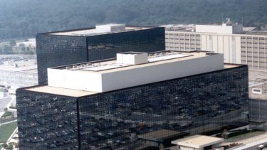 Top secret: the US National Security Agency. Photo: NSA