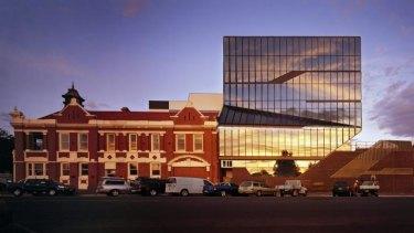 Ballarat Regional Integrated Cancer Centre.