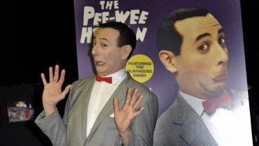 He's back: Pee-wee Herman is teaming up with Judd Apatow for a new movie.