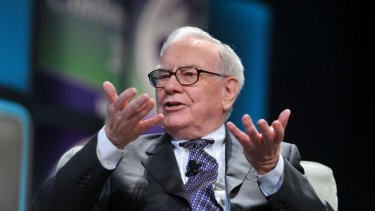 Warren Buffett still spends about 80 per cent of his day reading.
