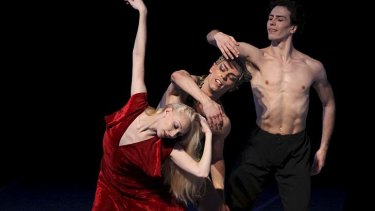 Rich repertoire … Hamburg Ballet features pieces made famous by Nijinsky.