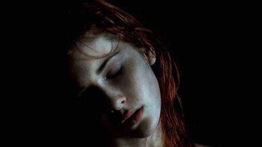 Another of Bill Henson's photographs. His images provoked controversy and claims of pornography.