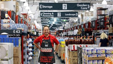Friendly and knowledgeable ... Bunnings staff.