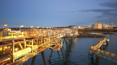 Woodside is keen to expand its Pluto LNG venture on the Burrup Peninsula.