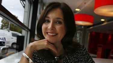 Remarkable rise... Catriona Noble runs McDonald's Australia, a $3.5 billion business.