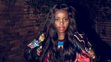Up-and-coming Adelaide rapper Tkay Maidza has been added to the St Jerome's Laneway line-up.