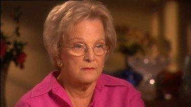 Former Australian first lady Hazel Hawke spoke about her battle with Alzheimer's on <i>Australian Story</I>.