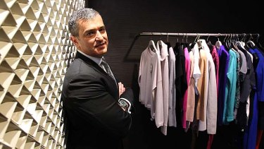 Staying put ... Paul Zahra is expected to remain David Jones CEO.