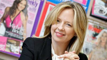 AWW editor-in-chief Helen McCabe announced last week that she was leaving the magazine after six-and-a-half years at the helm.