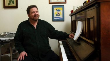 """I fear the worst"": Composer Houston Dunleavy."