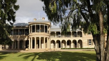 Government House is back to its prime with a full restoration, complete with high-tech guided tours.