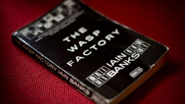 Famous book: The Wasp Factory.