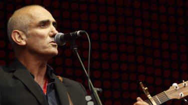 """""""Sometimes a pop song is best served by something more than a man and a guitar"""" ... Bernard Zuel on Paul Kelly."""