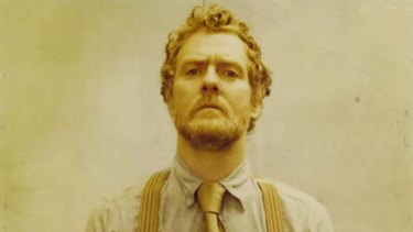 Intense, romantic and sad ... Glen Hansard.