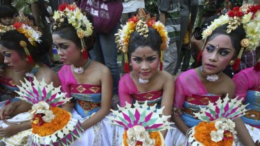 Different … Balinese would be excluded from the laws.