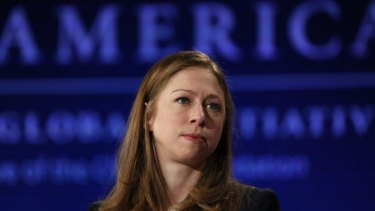 Chelsea Clinton, Vice Chair, Clinton Foundation in 2015.