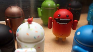 """Millions of users at risk from """"vulnerable"""" apps ... Android."""