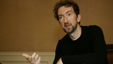 John Carney, writer and director of <em>Begin Again</em>: Music is everywhere.