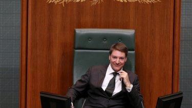 Sitting pretty: Ross Vasta is on track to easily retain his marginal Brisbane seat of Bonner
