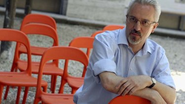 Alan Hollinghurst, whose new novel, <i>The Stranger's Child</i>, is his most ambitious to date.