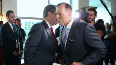"""""""Um, Tony: you did remember to check if putting people in offshore camps was legally cool, right? It totally slipped my side's mind."""""""