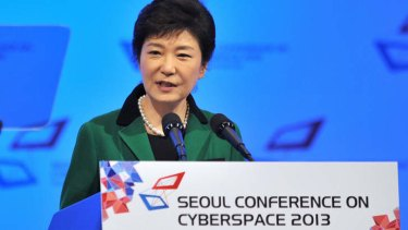 Investigators raided South Korea's Cyberwarfare Command after its officials were found to have posted political messages online last year against President Park Geun-hye's opponents.