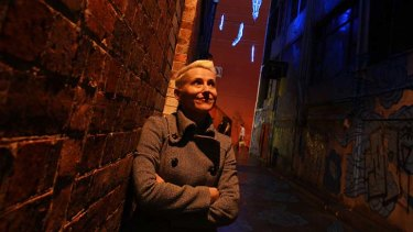 Audio education ... Suzie Matthews, City of Sydney's manager of late-night economy.